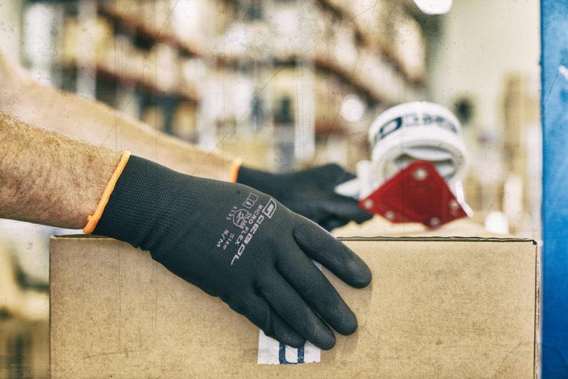 709242S_45S Imagebild Handschuh Micro Flex schwarz (1)