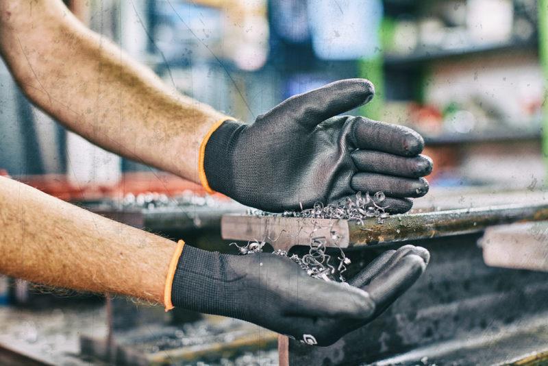 709242S_45S Imagebild Handschuh Micro Flex schwarz (2)