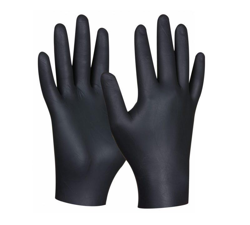 Produktbild_Einweghandschuhe Black Nitril2
