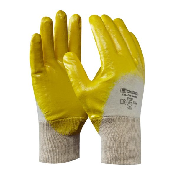 Yellow Nitril