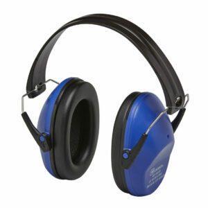 Kapselgehörschutz Safety Kids Blau