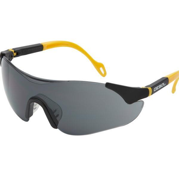 Schutzbrille Safety Comfort Getönt