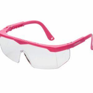Schutzbrille Safety Kids Pink