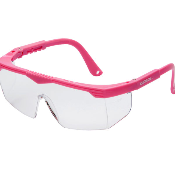 Schutzbrille Safety Kids Pink