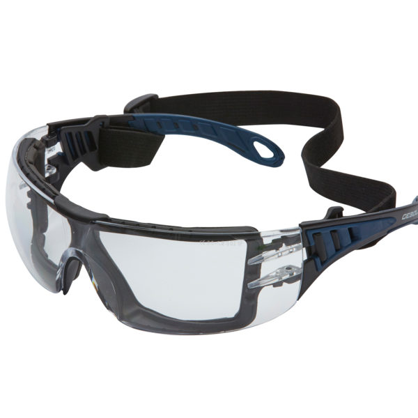 Schutzbrille Safety Guard Klar