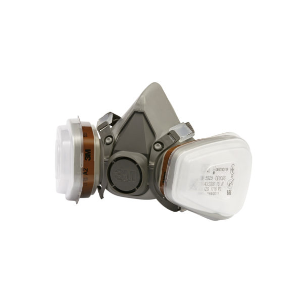 3M Atemschutzmaske 6002C A2P2