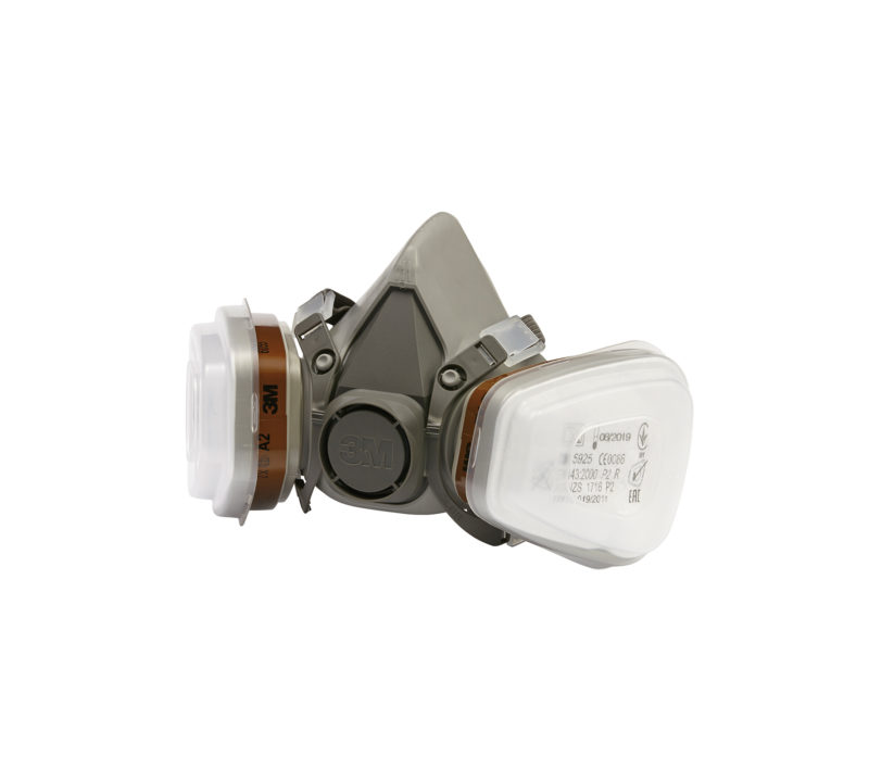 Produktbild_736000 3M Atemschutzmaske 6000A2P2