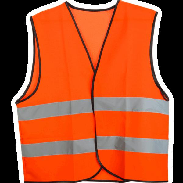 Warnschutzweste Orange