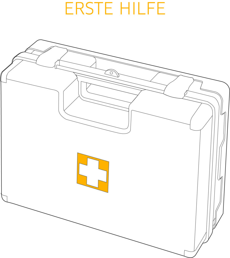Erste Hilfe_gelb