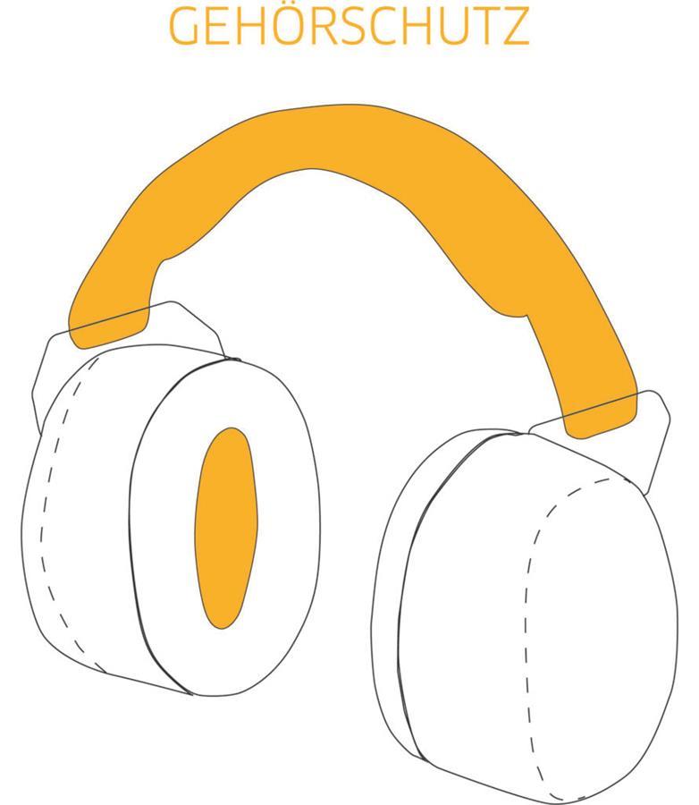 Gehörschutz_gelb