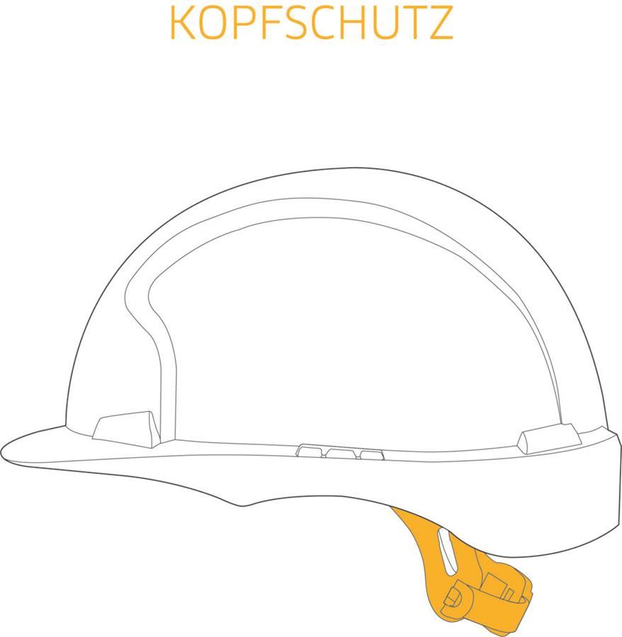 Kopfschutz_gelb