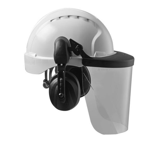 Visier-Gehörschutzeinheit