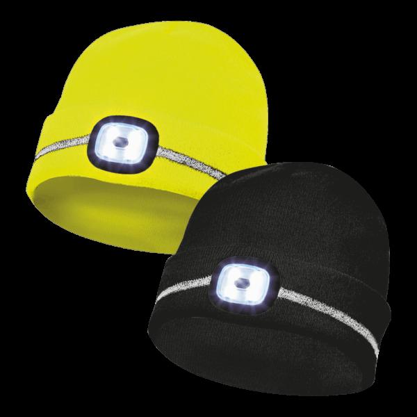 LED – Mütze