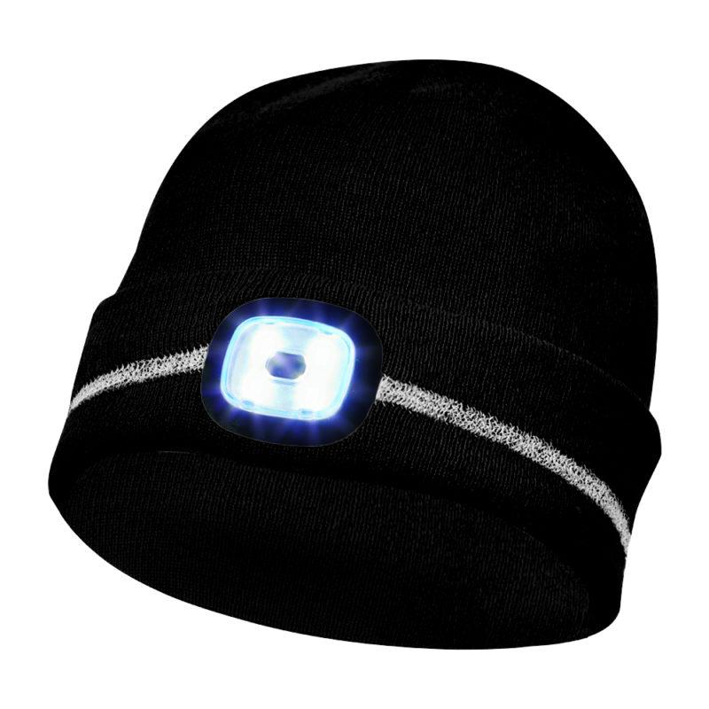 700006_Gebol_LED Mütze_schwarz
