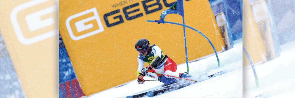 GEBOL Mittendrin Im Skiweltcup
