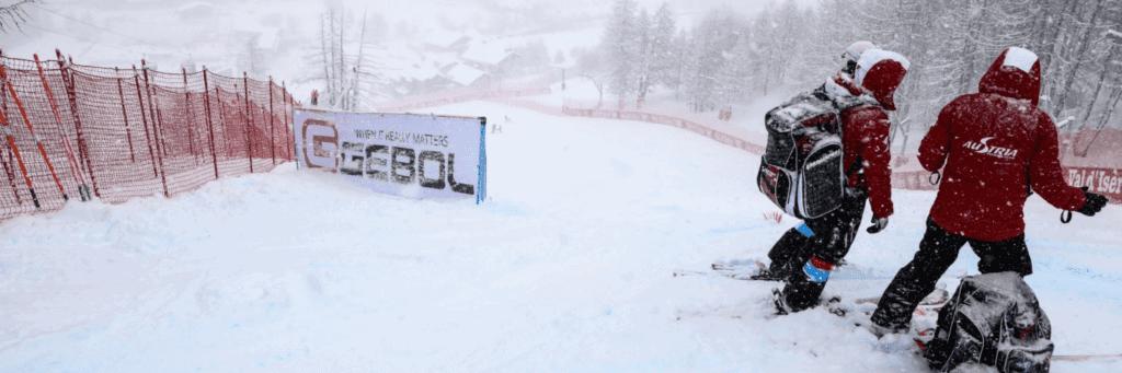 Skirennen Titelbild