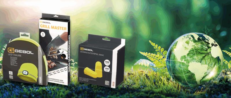 Earth Day – GEBOL Setzt Auf Nachhaltige Verpackungen