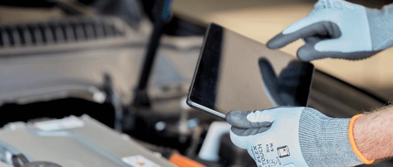 Cool&Touch Arbeitshandschuhe- Die Innovation Für Schweißfreie Hände