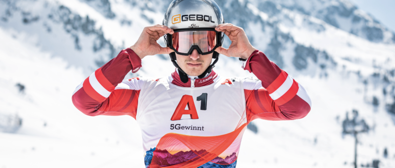 GEBOL Packt Im Alpinen Schisport An